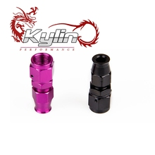 "Kylin racing 6 AN Female To 5/16"" Hardline Tube Fuel Adapter Compression"