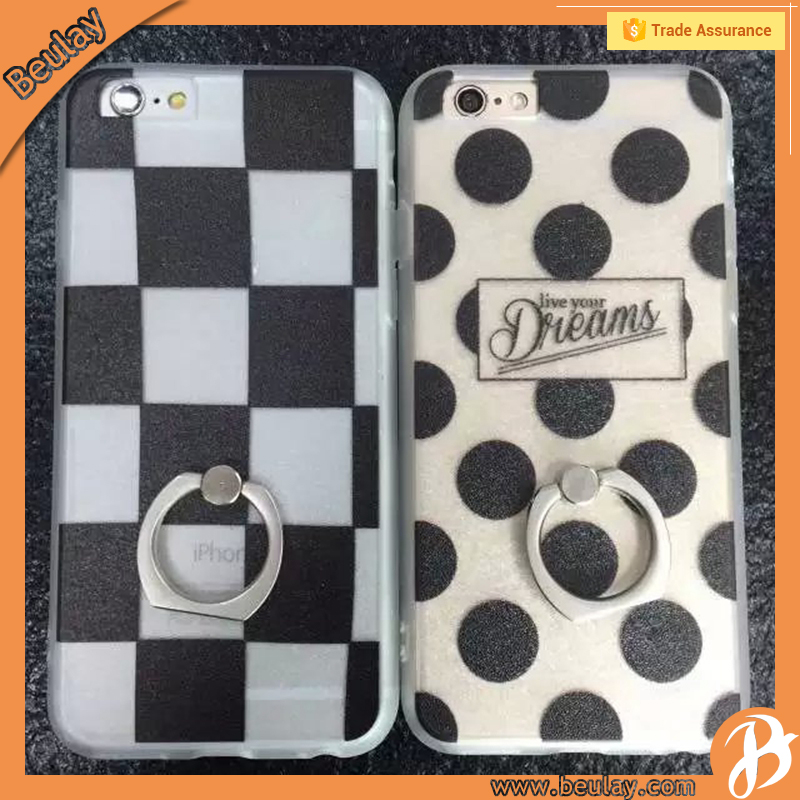 Smart hand-painted phone case supplier for iphone5s se