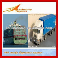 Multimode Transportation Shipping From Shanghai China