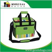 Portable Multifunctional Pouch Insulated Zippered Lunch Cooler Bag