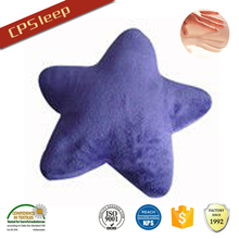 star shape pillow with smile beauty product