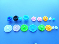 All Kinds of Color Plastic Crown Pinion Gear