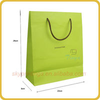 fancy decorative bread paper bag for delicious food