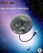Hot sale! IP67 7 inch led headlight, Headlight for Nissan Patrol