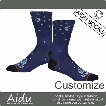 Bulk Wholesale Stylish Navy Casual Man Gentleman Cotton Socks
