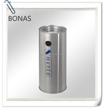 Eco-Friendly waste battery bins, touchless dust bin