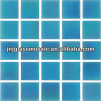 20mm light blue mosaic tile for wall