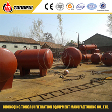 Best price of waste tyre oil recycling machine