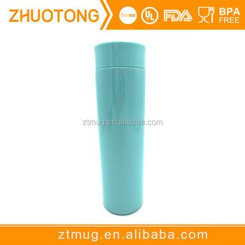 Wholesale teachers day gifts--turquoiese blue flask