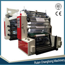 4 Color Flexo Printing Machine (CJ884 Series)
