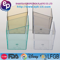 hot sale tableware cheap cup food grade new product clear plastic disposable food container