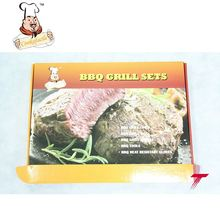 Easy to Clean OEM Available 3-in-1 gas bbq grill cooler bag set