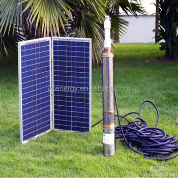 YaoChuang Energy Solar Pump High Efficiency Solar Pump System Surface Solar Water Pump for irrigation