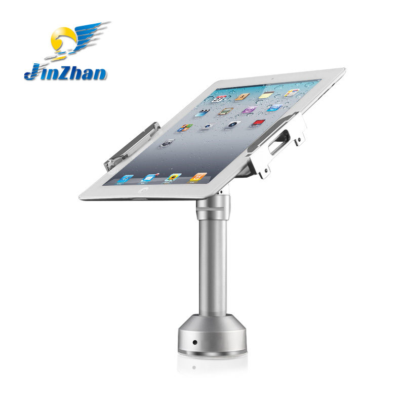 2016 innovation tablet display security stand holder lock with alarm
