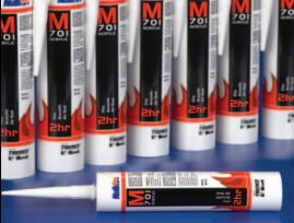 Silicone fire sealant M701
