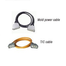 Injection mold part China,industrial mold power thermocouple cable