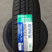 Factory wholesale radial car tyre cheap 225/75R16