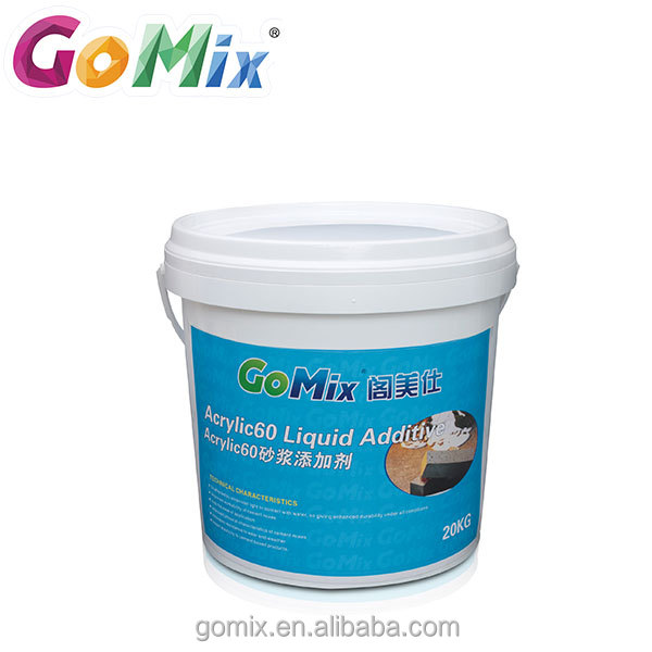 Increases durability high bonding acrylic polymer cement based tile adhesive