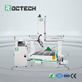 High precision 4 axis wood cnc router 1325 with 3d laser scanner