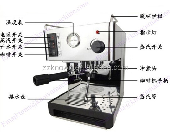 factory coffee machine