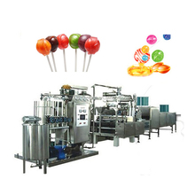 TKT-40 Small Lollipop Candy Wrapping Machine