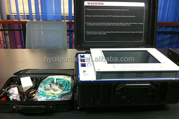 GDVA-405 Multifunctional CE Confirmed IEC60044 Transformer Calibrator CT PT Analyzer