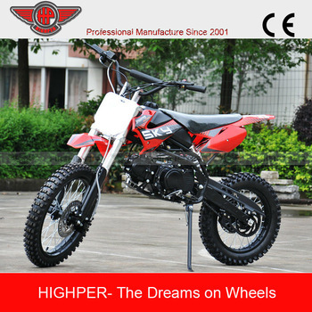 Gas Powered Dirt Bike For Adults (DB610)