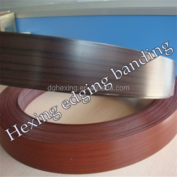 PVC Edge Banding for furniture decoration