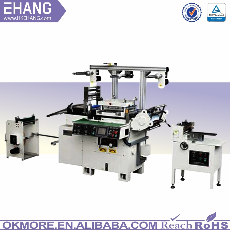 Factory price automatic muliti-functional mobile phone screen protector making machine