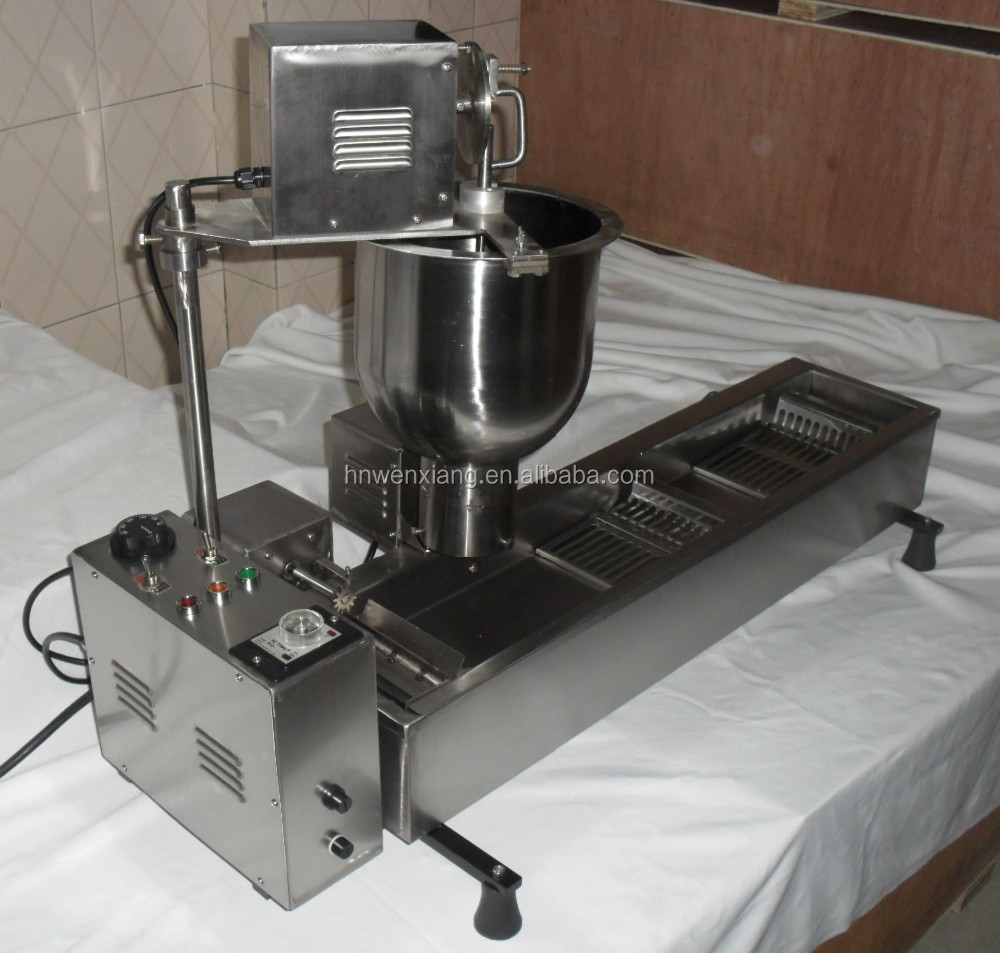 fully automatic mini baked donut machine buy donut machie product on. Black Bedroom Furniture Sets. Home Design Ideas