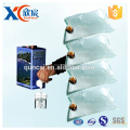 plastic bag manufacturer sell dispenser transparent wine bag in box