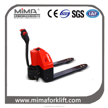 small electric pallet truck without standing pedal