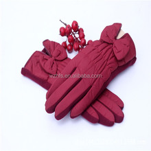 Popular Sexy Ladies women Feather Cloth Dress Gloves Manufacturer in China