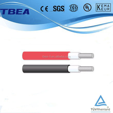 TUV UL Approved Solar PV Cable PV1-F Solar Cable 4mm2