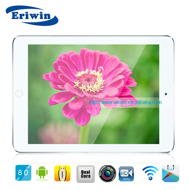 ZX-MD8010 Cheapest Tablet PC Android 4.1 wireless tablet pc network cards