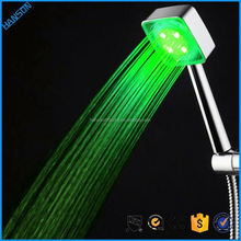 Top Grade Direct Price Multi Color Led Waterfall Shower Head