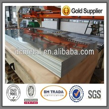z100 sgcc galvanized sheet metal roofing price