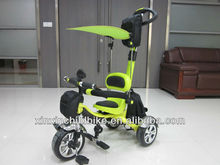 3 in 1 children smart trike,kid's smart trike,baby smart trike