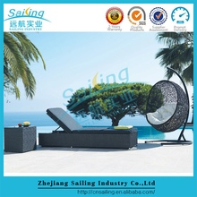 Outdoor Fashion and Modern Garden Swing Rattan Hanging Egg Chair