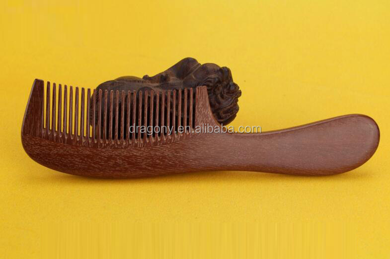 Hair Combs 100% Red Sandalwood