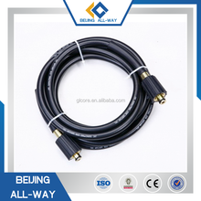 Industrial discharge rubber water hose