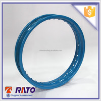 China good appearance 18inch motorcycle steel wheel rim for sale