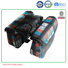 small bicycle frame bag 600D polyester tube bag B2033
