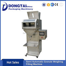 Semi Automatic Small Food Granule Weighing and Packing Machine