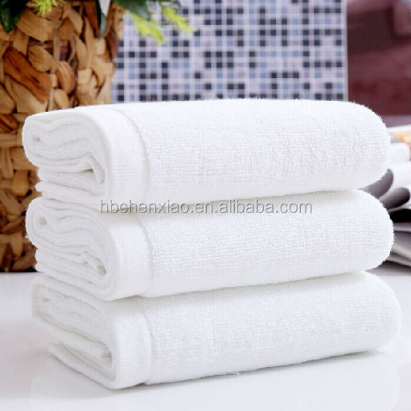 Cotton face towels for hotel/ adults from Vietnam factory 28x28