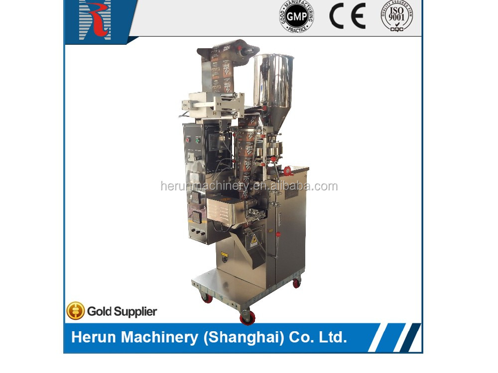 Wonderful factory direct small sugar bag packing machinery