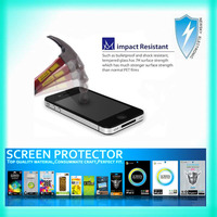 High Transparency 2.5D 0.4mm Tempered Glass Screen Protector For Samsung N7100