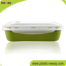 Foodgrade plastic lunch box