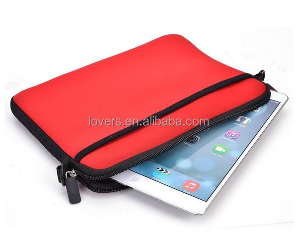 custom made neoprene bag for ipad