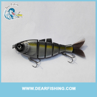 Manufacturers Plastic Wholesale Fishing Lure Pencile Bait